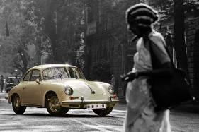A Heart-Warming Love Affair of a Classic Porsche and a Man in Mumbai