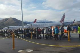 Bomb Threat at Queenstown Airport, Search Operation Underway