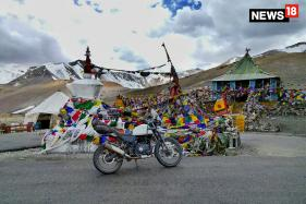 From Delhi to Leh: Royal Enfield Himalayan Odyssey 2016 - Day 5