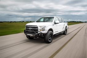 Hennessey Continues Its Birthday Celebrations With HPE VelociRaptor 700