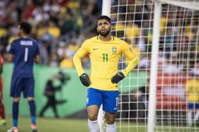 Juventus Close in on Teenage Brazil Striker Gabriel Barbosa