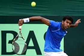 Davis Cup: Bopanna Wins Singles, Lim Prevents Clean Sweep By India