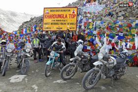 From Delhi to Leh: Royal Enfield Himalayan Odyssey 2016 - Day 6