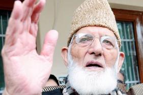 Syed Ali Shah Geelani Detained For Defying Restrictions in Anantnag