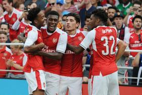Chuba Akpom strikes as Arsenal down MLS All-Stars