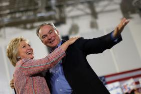 Hillary Clinton Picks Kaine as Vice Presidential Running Mate