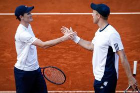 Britain, Argentina, France Edge Closer to Davis Cup Semi-finals