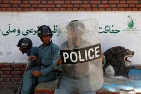Explosion Strikes Near Large Demonstration in Kabul