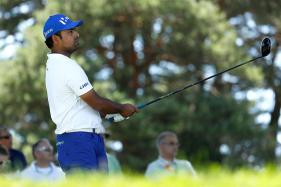 Anirban Lahiri Falters in First Round at PGA Championships
