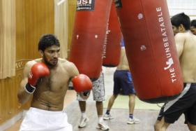 No Promotion, No Sponsors but Stubborn Boxer Manoj Keeps Punching