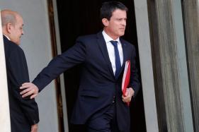 Manuel Valls Makes French Presidential Bid, Steps Down as PM