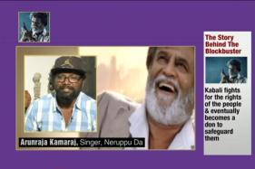 Meet The Singer Of 'Kabali's' Chartbuster Song 'Nerrupa Da'