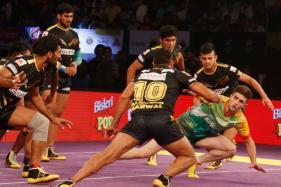 Telugu Titans Extend Winning Streak With Win Against Patna Pirates