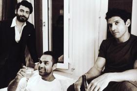 Fawad Khan, Farhan Akhtar, Abhay Deol Pose Together For A Drool Worthy Photo