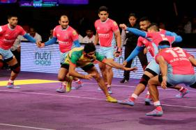 Jaipur Panthers Rally to Down Patna Pirates to Remain on Top