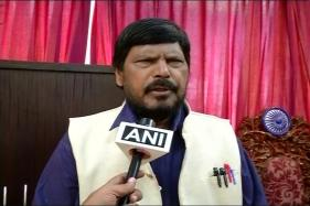 Congress Hits Out at Athawale For His 'Accept Buddhism'  Remark