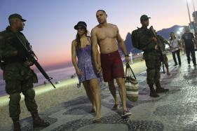 Rio 2016 Security: Brazil Not Taking Any Chances