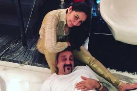 Sanjay Dutt's Wife Maanayata Threw a Lavish Party for His 57th Birthday