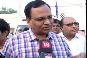 Delhi Minister Satyendra Jain Alleges BJP Conspiracy Behind Income Tax Notice