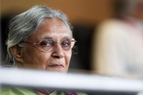 3 Years After Signing Up, Sheila Dikshit Tweets for First Time
