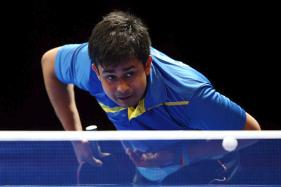 Tension in TT: Coach Fumes as Rio-Bound Ghosh Gives Walkover