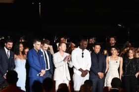 'Star Trek' Actors Pay Tribute To Anton Yelchin