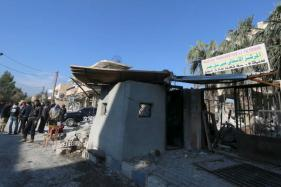 Air Strike at Maternity Hospital Kills Two in Syria