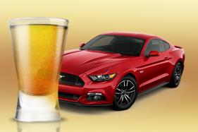 Can Drinking Tequila Help Automakers Make Car Parts?