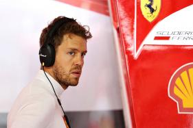 Sebastian Vettel Disappointed With Slow Ferrari Pace