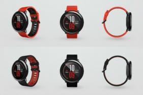 Xiaomi Unveils AmazFit Smartwatch with GPS, Heart Rate Sensor