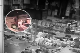 Caught on Camera: Couple Abducts 2-year-old Child at CST Railway Station