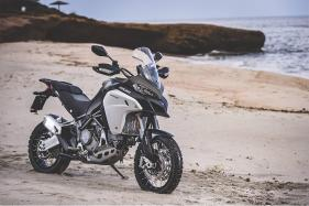 Ducati Multistrada 1200 Enduro Launched at Rs 17.44 Lakhs