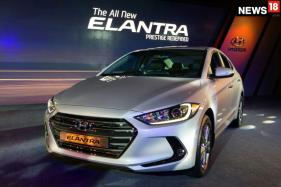 Hyundai Elantra 6th Generation Launched in India, Price Starts at Rs 12.99 Lakh