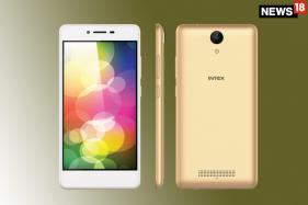 Intex Launches Cloud Tread With a Hexa Core Processor at Rs 4,999