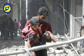 11 Children Die in Barrel Bomb Attack in Syria: Human Rights Monitor