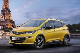 Opel to Unveil All-Electric Ampera-e at 2016 Paris Motor Show