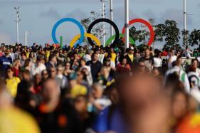 Rio Saw 1.17 Million Tourists During Games, Zero Cases of Zika