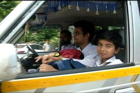 Status Check: Despite Delhi Govt Order, Private Vans Still Plying as School Cabs?