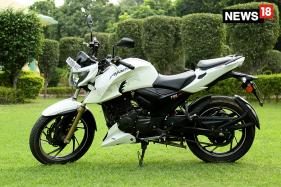 TVS Apache RTR 200 4V with ABS Goes on Sale for Rs 1.07 Lakh