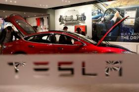 Tesla Removes 'Self-Driving' Claim From China Website After Crash in Beijing