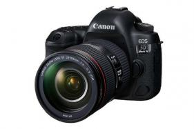Canon EOS 5D Mark IV With 4K Recording, In-Built WiFi, NFC Launched at Rs 2,54,995