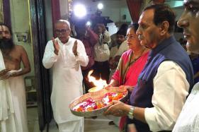 Gujarat CM Vijay Rupani 'Foresees' BJP Winning all Rajya Sabha Seats
