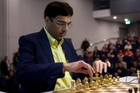Anand Draws, Harika Wins in Rd 2 of IOM International Chess
