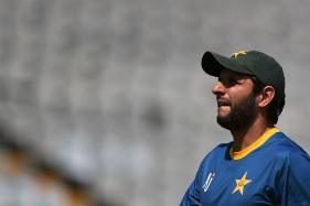 Shahid Afridi Virtually Ruled Out of Lone Twenty20 Against England