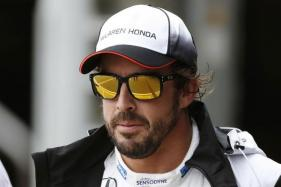 Alonso to Join Hamilton at Back of Grid for Belgian GP