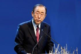 UN Chief Ban Ki-Moon Lauds India's Decision to Ratify Paris Pact on Climate Change