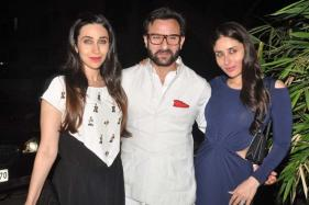 Eagerly Waiting for Kareena and Saif's Baby: Karisma Kapoor