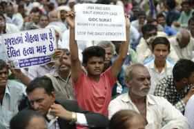 Una Dalit Attack Victims Seek Arrest of 'Mastermind'; Demand Employment