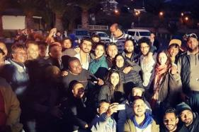 Half Girlfriend Team Wraps Up Cape Town Schedule
