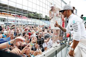Belgian Grand Prix: Rejuvenated Lewis Hamilton Has 50th Win in His Sights